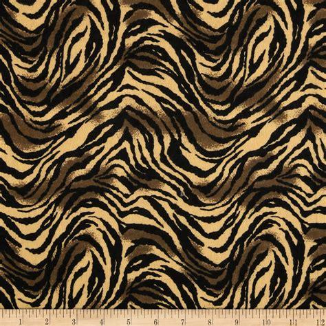 tiger print upholstery fabric apparel fashion fabric animal pattern fabric com