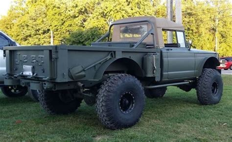 1968 Kaiser Jeep M715 For Sale 1968 Kaiser Jeep M715 For Sale Jeep Other Truck 1968 For