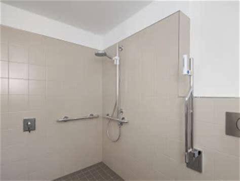 Barrierefrei Duschen Einbau by Behindertengerechte Dusche 187 Barrierefreie Dusche