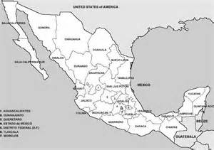 blank map of mexico and south america obryadii00 outline map of central america and mexico