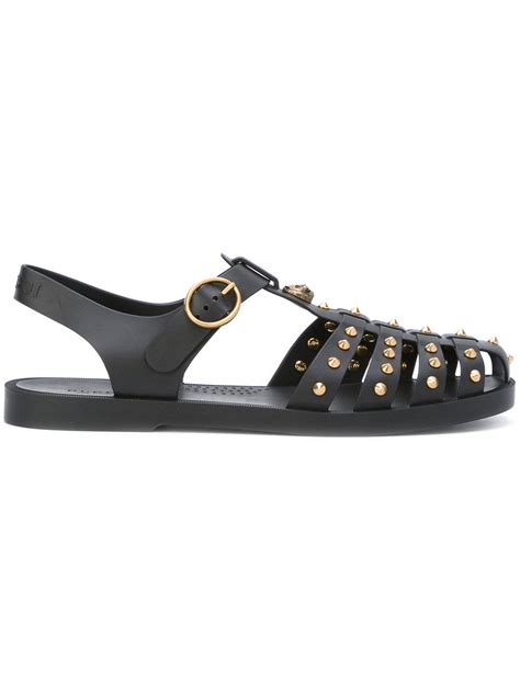 Gucci Buckle Sandals by Gucci Buckle Sandals In Black For Save 19 Lyst