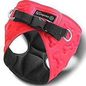 harnesses for small dogs by comfort fit