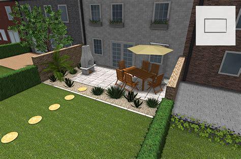 terrasse l form gefälle steinplatten terrassenboden materialien im 220 berblick