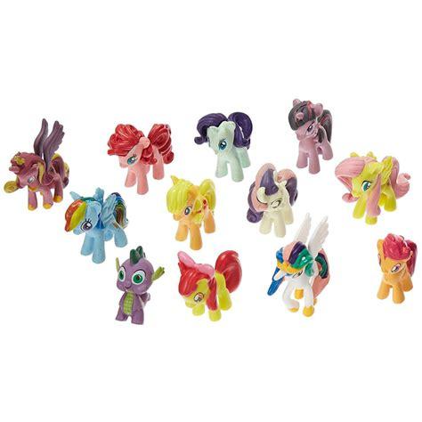figure pony isi 12pcs 12pcs pony friendship magic figure rainbow