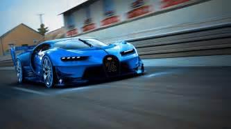 Racing Bugatti Bugatti Vision Gran Turismo In The Flesh Primed For Gt6