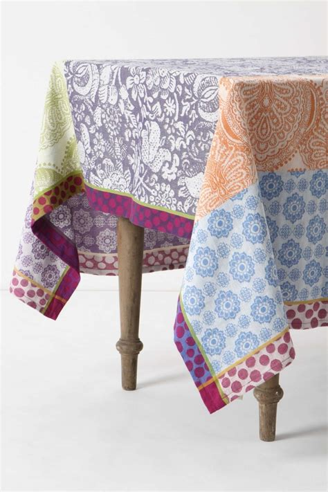 Patchwork Tablecloths - 17 best images about table cloth mantel de mesa toalha