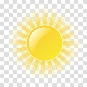 circulo amarelo sol real sol png clipart realpng