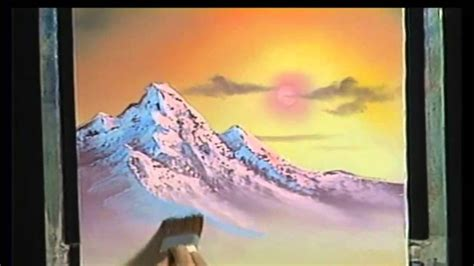 bob ross painting lesson the of painting s14e8 on a clear day bob ross