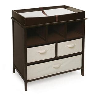 Badger Basket Changing Table Espresso Badger Basket 26003 Estate Changing Table Espresso