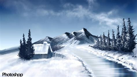 wallpaper 3d winter 3d winter wallpaper wallpapersafari