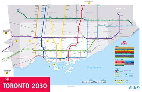 america map toronto large subway map of toronto 2030 toronto large subway
