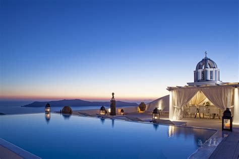 best hotel santorini for luxury top 10 santorini hotels with infinity