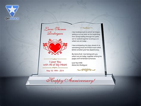 Wedding Anniversary Gift For A Husband by Wedding Anniversary Gifts Wedding Anniversary Gifts For A