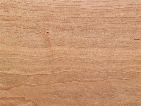 White Wood Grain by Planed All Round American Cherry Timber