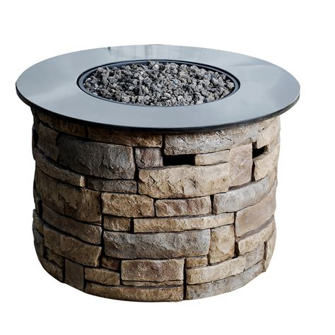 Propane Fire Pit Kit Full Image For Fire Pit Kit Metal Propane Firepit Kit