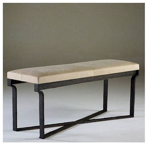contemporary benches indoor christian liaigre contemporary indoor benches los