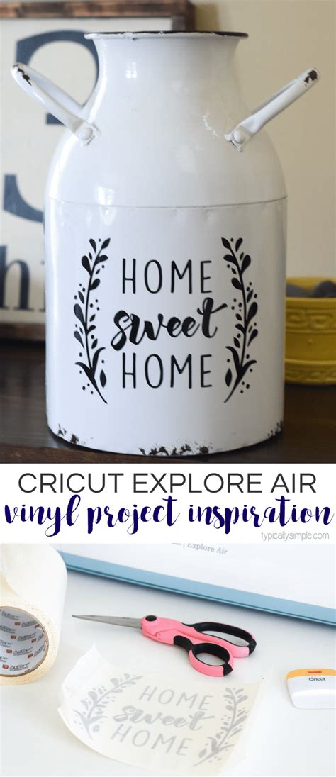 Which Cricut Vinyl Do You Put On A Tumbler - cricut project inspiration using vinyl typically simple