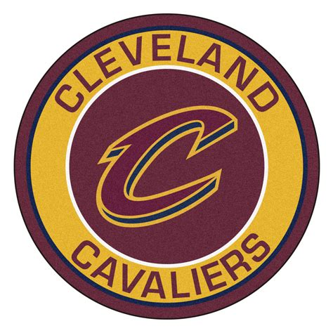 Yoga Rugs Cleveland Cavaliers Logo Roundel Mat 27 Quot
