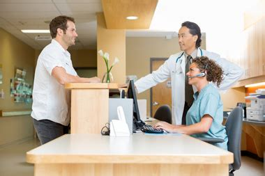 doctor s office front desk jobs how to improve a doctor s front office efficiency