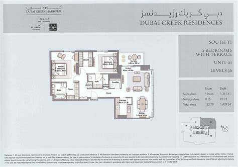 creek towers floor plan creek towers floor plan 28 images the lagoons dubai creek residence south tower floor plans