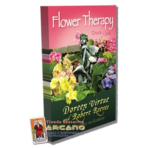 libro a new flowering 1000 oraculo flower therapy doreen virtue 44 cartas y libro 1 000 00 en mercado libre