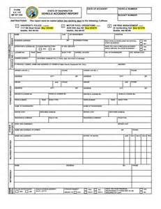 motor vehicle report template best photos of printable report forms printable