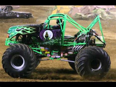grave digger 30th anniversary monster truck grave digger 30th anniversary youtube