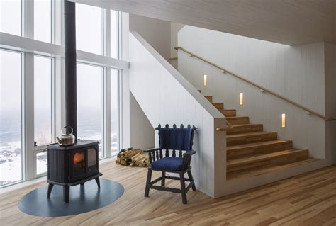 Wohnung Idee 5266 by Fogo Island Inn Saunders Architecture Archdaily