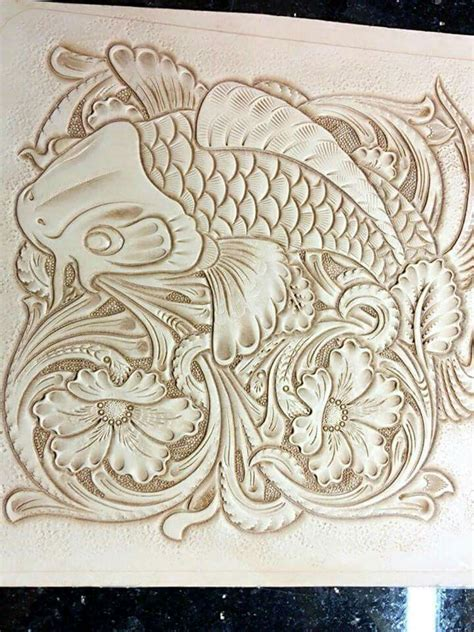 Carving Leather 1050 best images about leather carving on