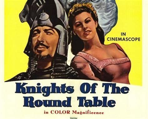 personaggi della tavola rotonda i cavalieri della tavola rotonda 1953
