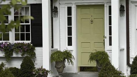 door accent colors for greenish gray best colors for front doors