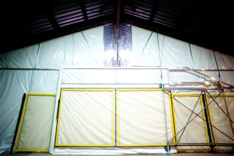 insulated industrial curtains industrial insulated curtain walls panels energy shield