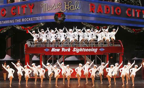nyc rockettes christmas show
