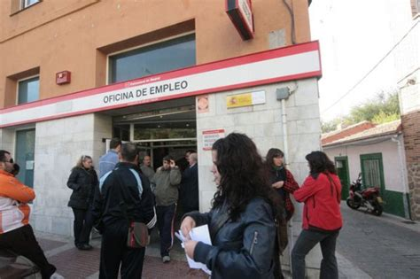 oficina de empleo de parla madrid foto jose gonz 225 - Oficina De Empleo Parla