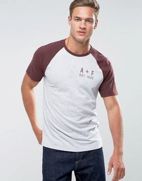 Baseball T Shirt Abercrombie Fitch abercrombie fitch shop s t shirts hoodies polos