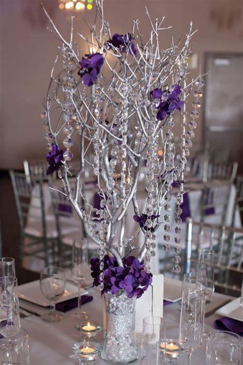 best 25 purple silver wedding ideas on