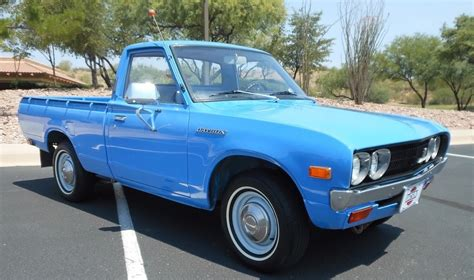 datsun pickup original arizona truck 1974 datsun 620 pickup