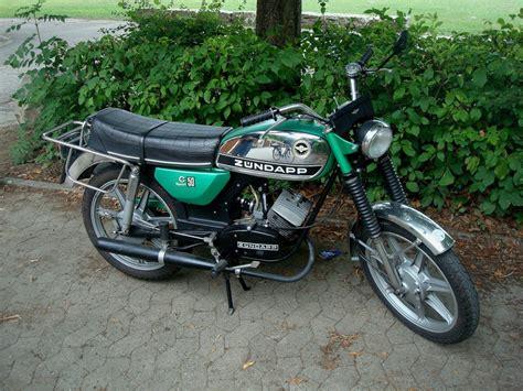 Motorrad Oldtimer 50ccm by Z 252 Ndapp Fotos 2 Fahrzeugbilder De