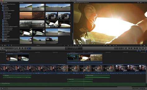 final cut pro system requirements final cut pro x motion 5 and compressor 4 released as