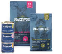 Blackwood All Stage Chicken Meal With Field Pea Grainfree cat kitten recipes blackwood pet food