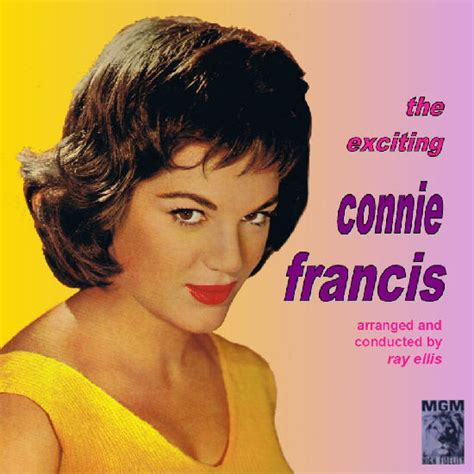 the best of connie francis connie francis the exciting connie francis vinyl lp