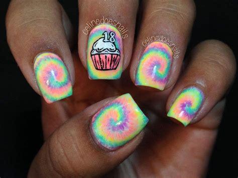 spiral pattern nails 35 stylish spiral nail art designs