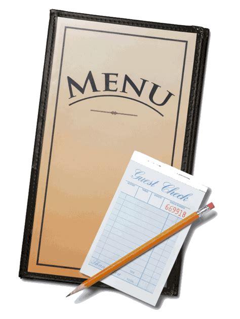 clipart ristorante menu specials clip cliparts