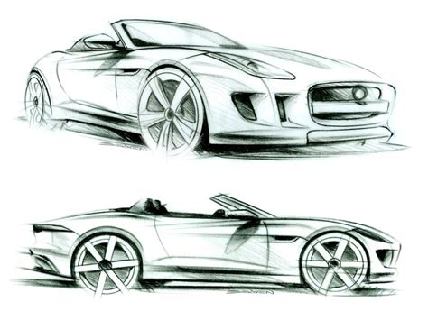 free layout sketch sport car design sketch latest auto car