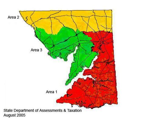 Cecil County Search Cecil County Reassessment Areas