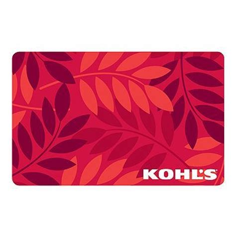 Khols Gift Card - mark kohl s gift card or contact me and i ll let you know which pants he needs