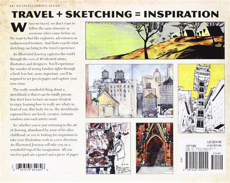 an illustrated journey inspiration 144032025x download an illustrated journey inspiration from the private art journals of traveling artists