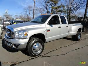 2008 Dodge Ram 3500 Dually For Sale 2008 Dodge Ram 3500 St Cab 4x4 Dually In Bright