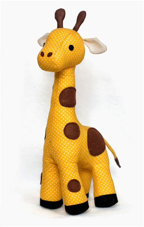 pattern sewing toys toy patterns by diy fluffies giraffe sewing pattern
