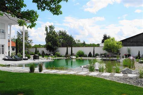 Pflanzen Als Sichtschutz Terrasse 880 by Garten Und Schwimmteich Galerie Rieper Silbernagl